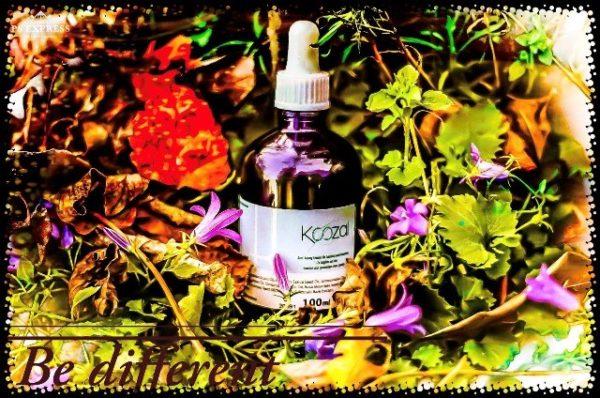 koozal one anti-aging serum